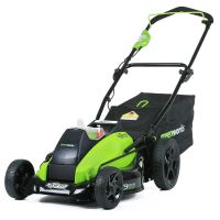 G-MAX 40V Газонокосилка 45 см GREENWORKS GD40LM45 DigiPro, 2500407