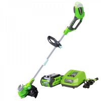 G-MAX 40V Триммер 30 см GREENWORKS GD40LT30 плюс, арт. 2101507UA